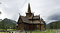 Stave Church II, Lom, Lom