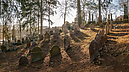 Jewish Cemetery, City of Třebíč, Třebíč, Czech Republic