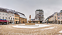 Marktplatz, City of Neckarsulm, Neckarsulm, Germany