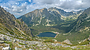 panorama Serpentíny na Ostrvu, High Tatras
