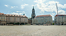 Altmarkt, City of Dresden, Дрезден, Германия
