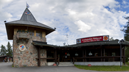 panorama Santa Claus Main Post Office, Santa Claus Village