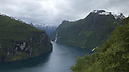 Ørnesvingen Viewpoint, Eagle Road (Ørnevegen), Geiranger, Norway