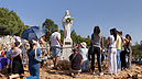 Virgin Mary the Queen of Peace Statue, Medjugorje, Medjugorje, Bosnia and Herzegovina