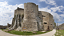 panorama Eastern Tower, Beckov Castle (after Reconstruction in 2012)