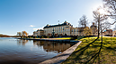 panorama Pri mori, Royal Domain of Drottningholm