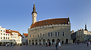 Town Hall Square, Old City, Tallinn, Észtország