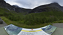 Car Park under Serpentines, Trollleiter (Trollstigen), Åndalsnes, Norwegen