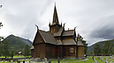 panorama Stave Church II, Lom