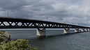 panorama Öresund Bridge, Öresund