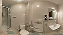 panorama Bathroom, Pension Tulip