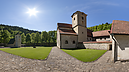 panorama Outer Complex, Carthusian Monastery