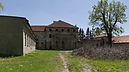From Park, Classicistic Mansion, Solčany, Slovaquie