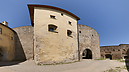 panorama Renaissance Tower with Gate, Ľubovňa Castle